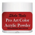 Pro Art Color Acrylic Powder - Cherry thumbnail