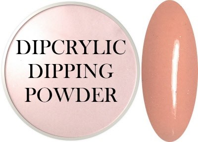 Dipcrylic Acrylic Dipping Powder - Nude Collection - Intimate Affair