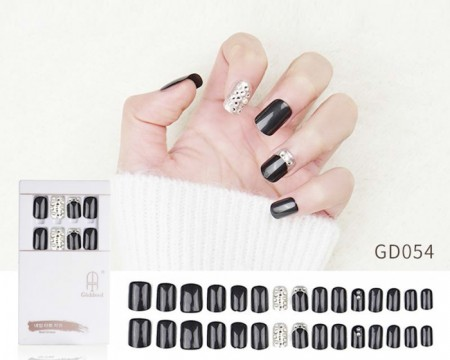 Press On Nails GD-054