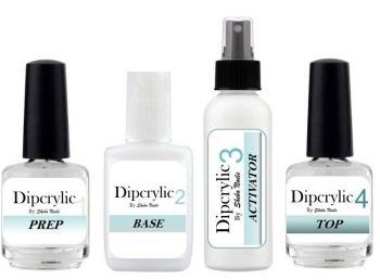 Dipcrylic Liquids