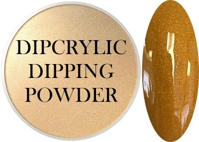 Dipcrylic Acrylic Dipping Powder - Secrets & Spice Collection - Saffron