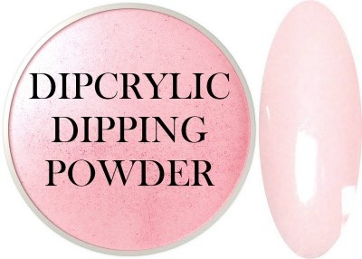 Dipcrylic Acrylic Dipping Powder - Nude Collection - Sunset Pink
