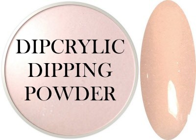 Dipcrylic Acrylic Dipping Powder - Nude Collection - In the Nude