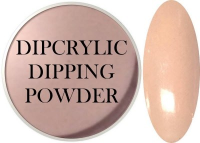 Dipcrylic Acrylic Dipping Powder - Nude Collection - Au Natural