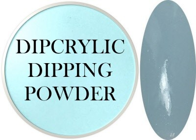 Dipcrylic Acrylic Dipping Powder - Precious Collection - Seafoam