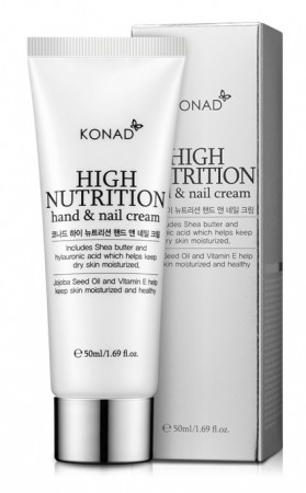 Konad High Nutrition Hand & Nail Cream