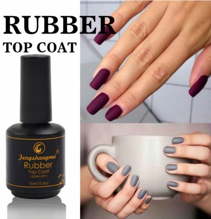 Fengshangmei Rubber Top Coat Matte