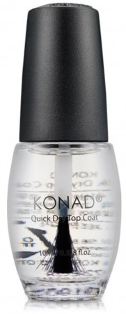 Konad - Regular Nail Polish - R72 Quick Dry Top Coat