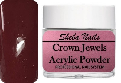 Crown Jewels Color Acrylic Powder - Imperial