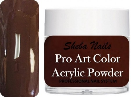 Pro Art Color Acrylic Powder - Chocolate