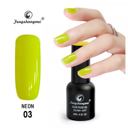 Fengshangmei Color Polish Gel Neon #003