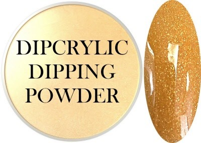 Dipcrylic Acrylic Dipping Powder - Jewelry Box Collection - Topaz