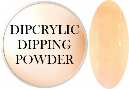 Dipcrylic Acrylic Dipping Powder - Viking Glitne Collection - Olea - 15 ml