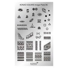- Image Plates Square