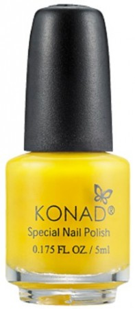 Konad Nail Art - Special Nail Polish - S06 Yellow