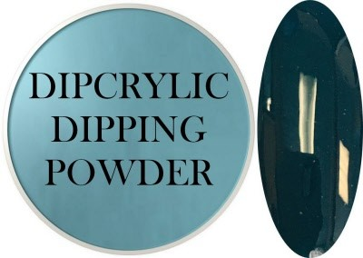 Dipcrylic Acrylic Dipping Powder - Art Collection - Hunter Green