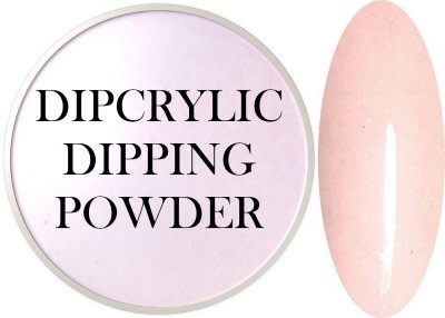 Dipcrylic Acrylic Dipping Powder - Nude Collection - Buck Naked