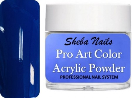 Pro Art Color Acrylic Powder - Cobalt