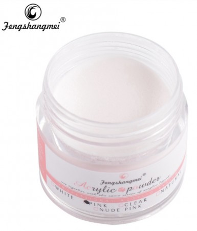 Fengshangmei Acrylic Powder - Pink - 15 ml