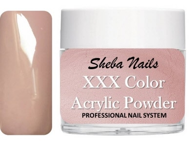 Nude Color Acrylic Powder - Undressed