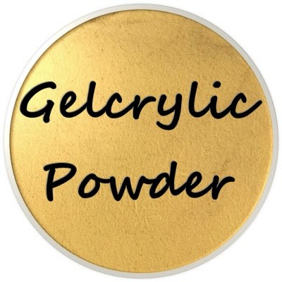Gelcrylic Powder - Retro Chic Collection - Mustard
