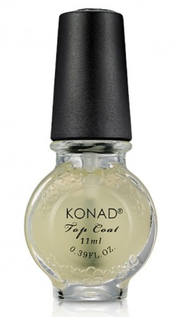 Konad Nail Art - Special Top Coat - Matte