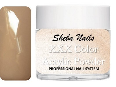 Nude Color Acrylic Powder - Cashmere