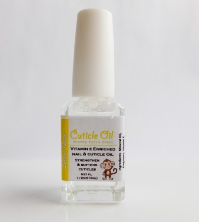 Cuticle Oil - Monkey Farts Scent - 15 ml