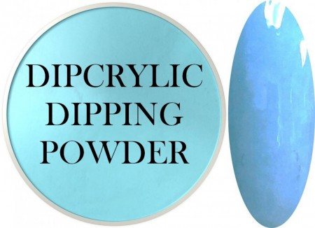 Dipcrylic Acrylic Dipping Powder - Unicorn Poop Collection - Pastel Neon Fluffy