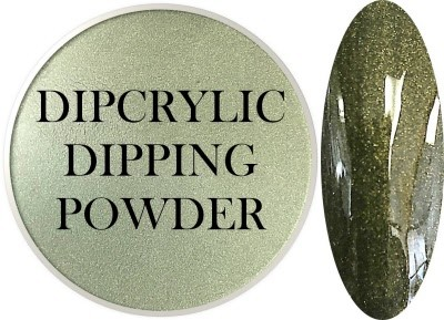 Dipcrylic Acrylic Dipping Powder - Secrets & Spice Collection - Sage