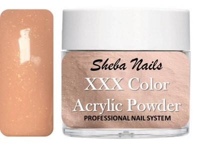 Nude Color Acrylic Powder - Stripped
