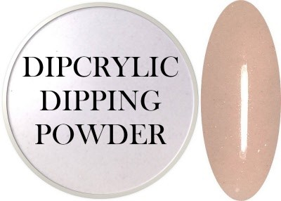 Dipcrylic Acrylic Dipping Powder - Nude Collection - Sweet Nothings