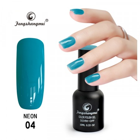 Fengshangmei Color Polish Gel Neon #004
