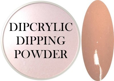 Dipcrylic Acrylic Dipping Powder - Nude Collection - Birthday Suit