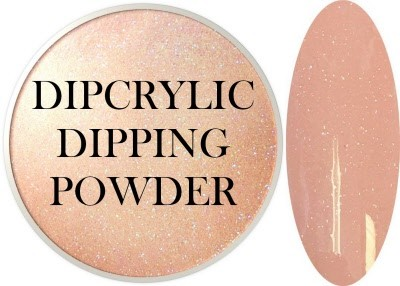 Dipcrylic Acrylic Dipping Powder - Garden Collection - Peony