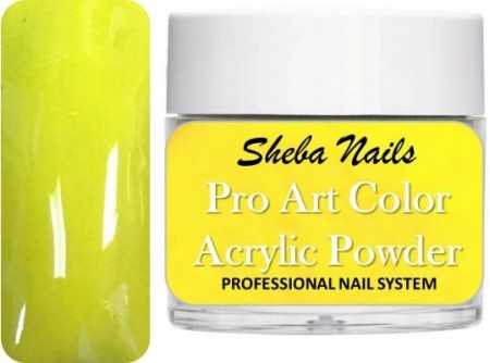 Pro Art Color Acrylic Powder - Banana