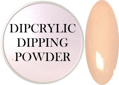 Dipcrylic Acrylic Dipping Powder - Nude Collection - Silhouette