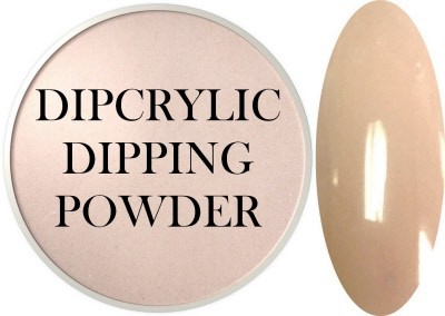 Dipcrylic Acrylic Dipping Powder - Shabby Chic Collection - Driftwood