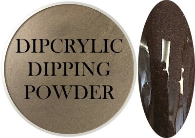 Dipcrylic Acrylic Dipping Powder - Secrets & Spice Collection - Nutmeg
