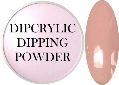 Dipcrylic Acrylic Dipping Powder - Nude Collection - Caress