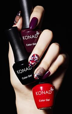 * KONAD GEL POLISH