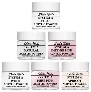 Sheba Nails Acrylic Powder