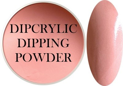Dipcrylic Acrylic Dipping Powder - Pastels Collection - Pastel Red