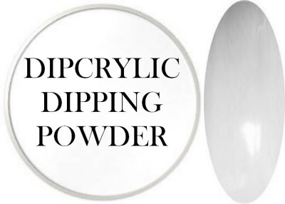 Med i pakken: Dipcrylic Acrylic Dipping Powder - Basix Collection - White - 15 ml