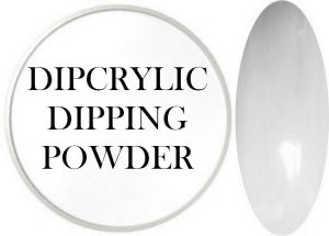 Med i pakken: Dipcrylic Acrylic Dipping Powder - Basix Collection - Clear - 15 ml