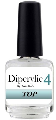Med i pakken: Dipcrylic Nail Dipping Powder Top