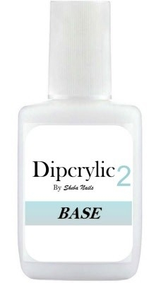 Med i pakken: Dipcrylic Nail Brush On Base